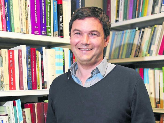 Thomas Piketty, autor de 'El capital en el siglo XXI'.