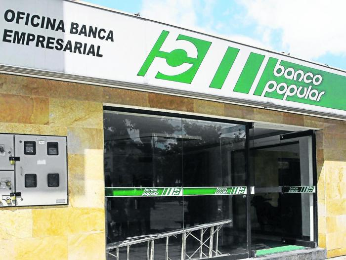 Cartera del Banco Popular crece 18,4% anual