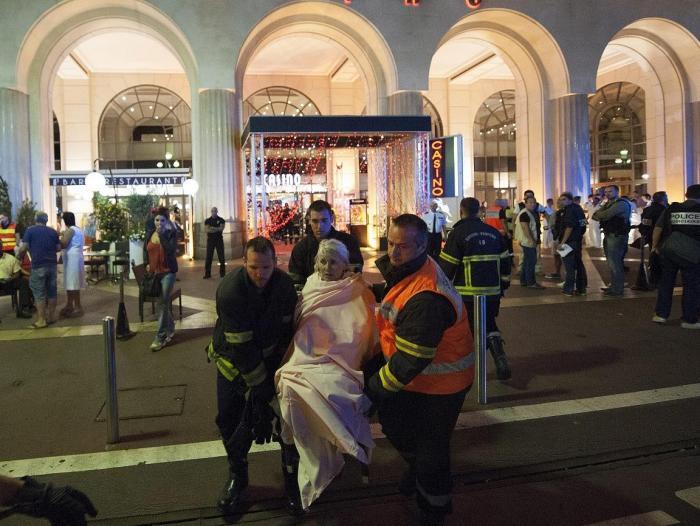 Imágenes del atentado de Niza, Francia | Internacional | Portafolio