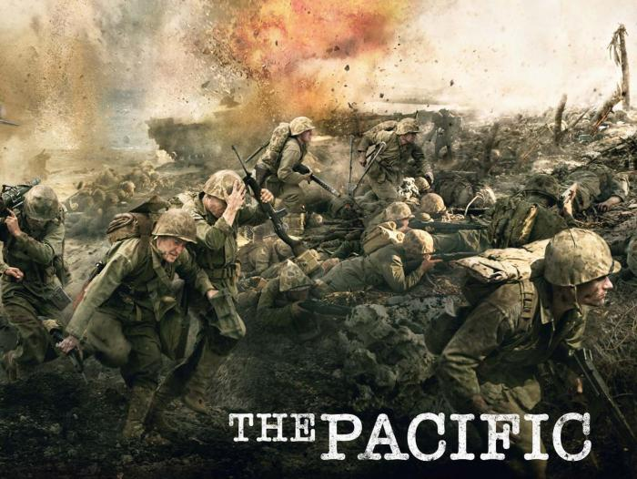 Serie The Pacific