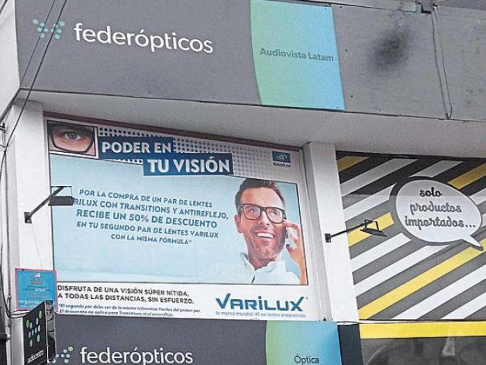 151f8f03c0 Federópticos abriría en el país 70 locales en 3 años | Empresas | Negocios  | Portafolio