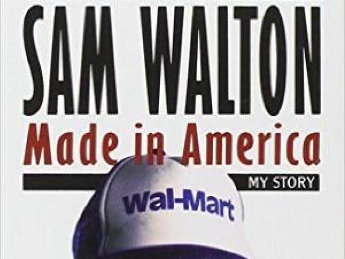 Libro Sam Walton Made in America