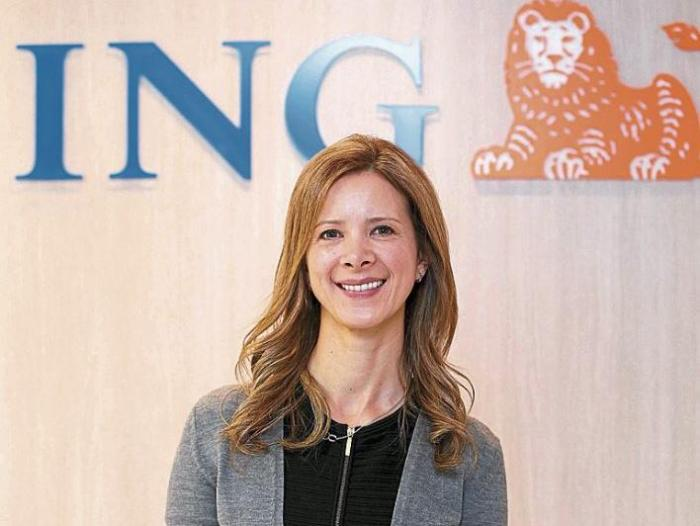 Andrea Puerto, country manager de ING para Colombia.
