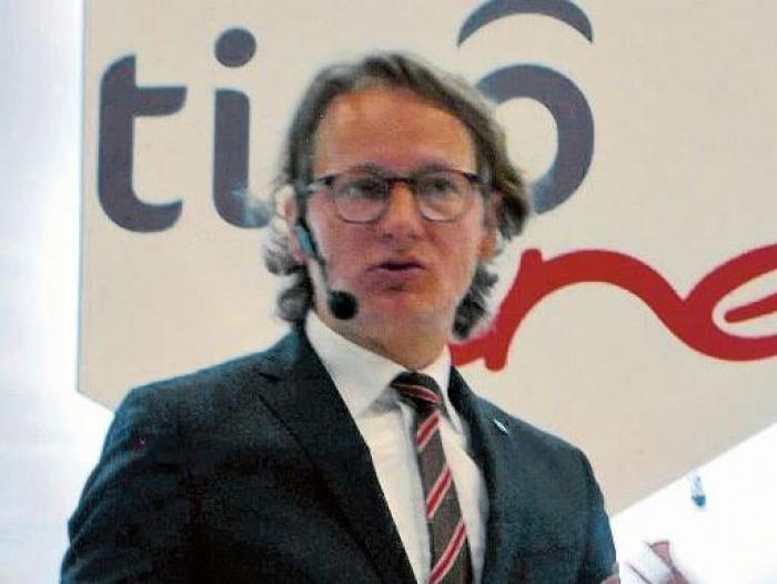 Philipp Schubert, gerente General de Miebach en Colombia.