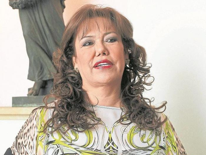Luz Mary Guerrero, representante legal de Efecty.