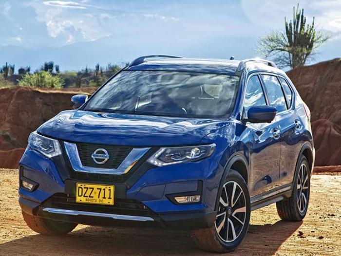 La Cuarta Generacion De Nissan X Trail Llega A Colombia Economia Portafolio
