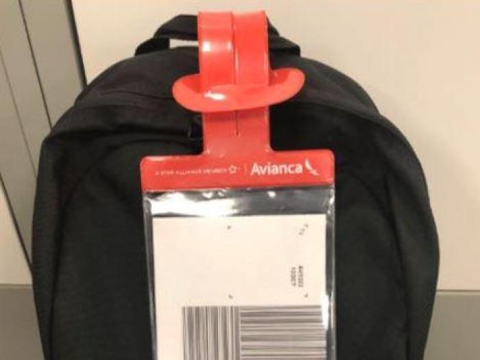 0d623f55f Avianca habilita la auto impresión de etiquetas de equipaje en casa ...