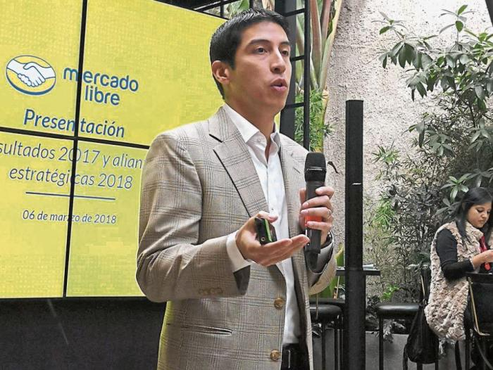 Jaime Ramírez, 'country manager' de Mercado Libre Colombia,