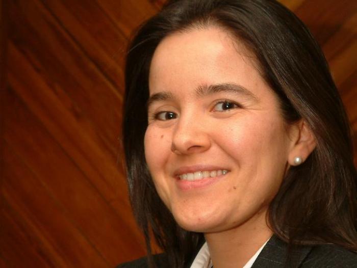 Designada Silvia Constaín como como ministra de las TIC
