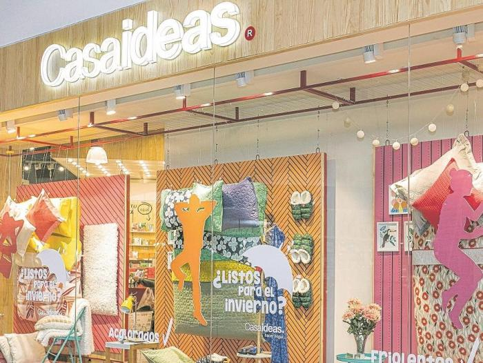 Con tres tiendas en bogot arranca casaideas empresas for Almacenes decoracion bogota