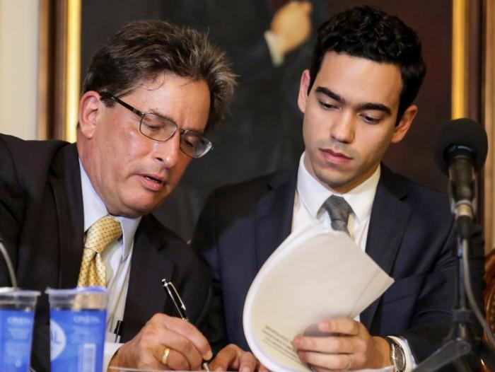 Viceministro de Hacienda asumirá como director del Planeación ...