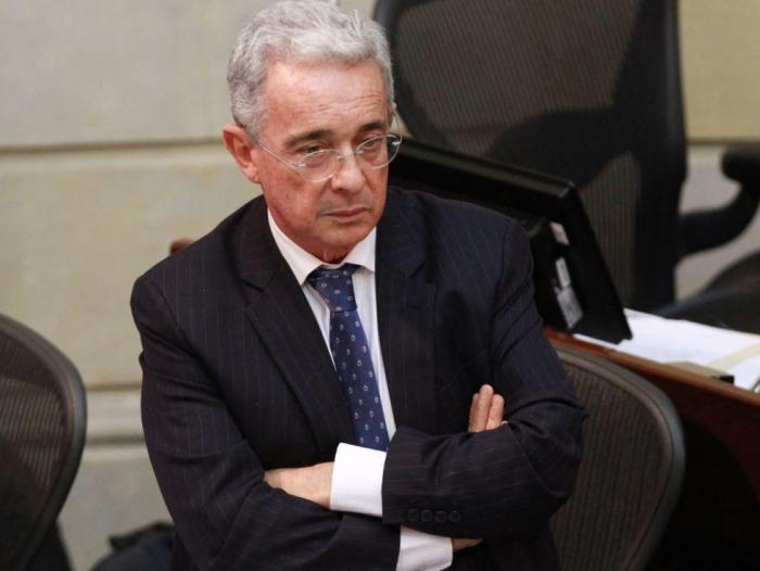Expresidente Álvaro Uribe fue diagnosticado con Covid-19 | Tendencias |  Portafolio