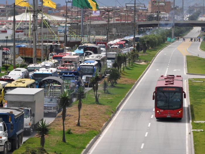 Asi Seran Las Fases 2 Y 3 De Transmilenio En Soacha Infraestructura Economia Portafolio