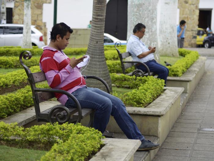 Zonas WiFi de acceso gratuito a Internet en Bogotá