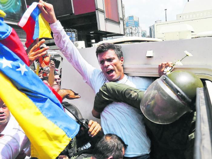 Leopoldo López se encuentra en buen estado de salud — Cabello
