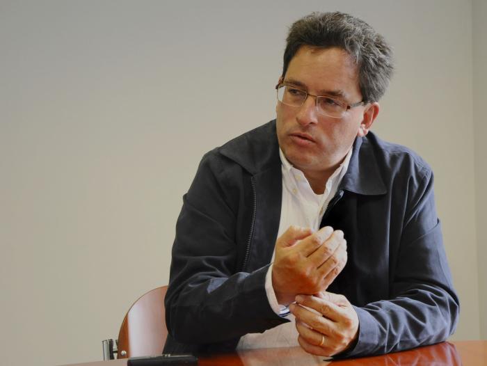 Alberto Carrasquilla, exministro de Hacieda.