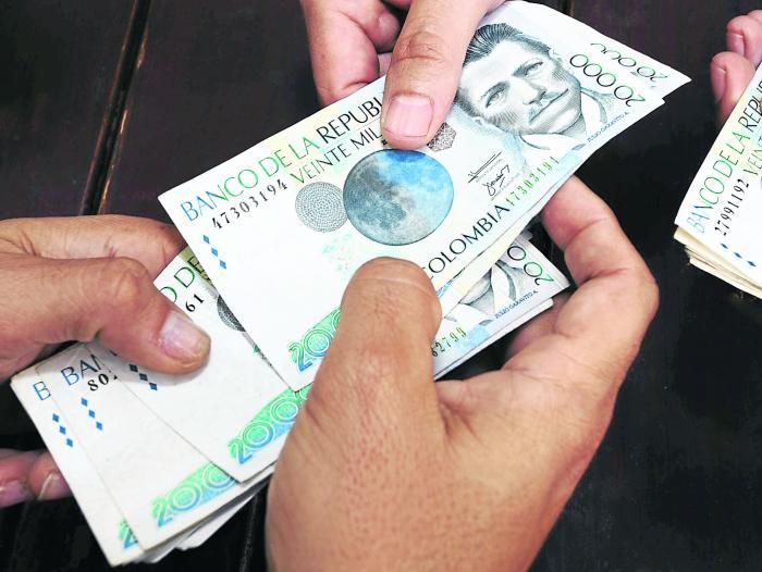 los hogares colombianos mantuvieron en mayo pasado un buen ritmo de gasto
