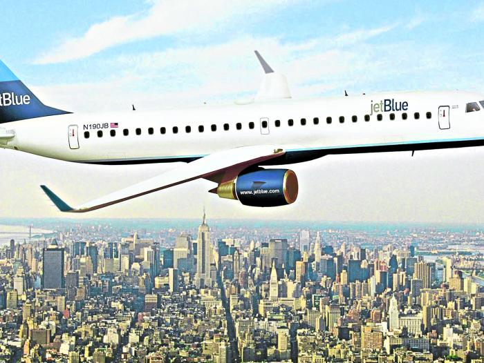 JetBlue Airways tendrá ruta Nueva York - Cartagena