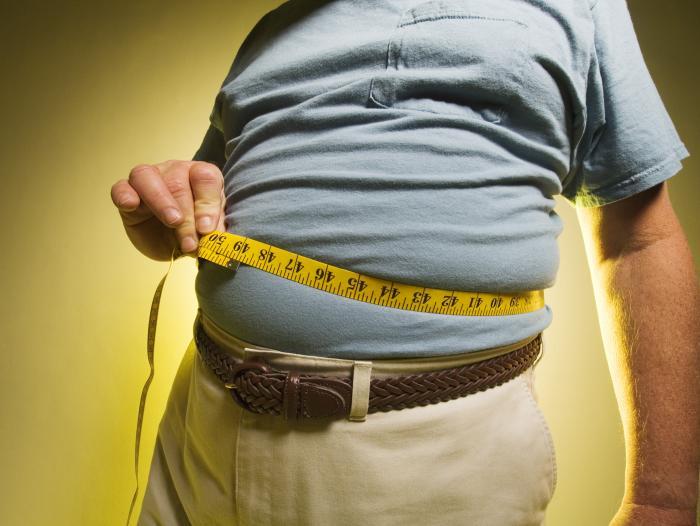 Sobrepeso y obesidad concepto oms