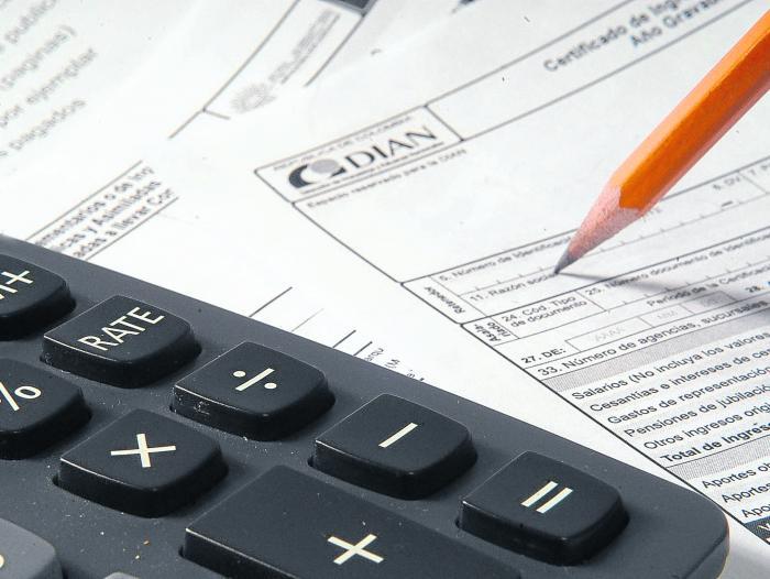 Resultado de imagen para impuestos de renta