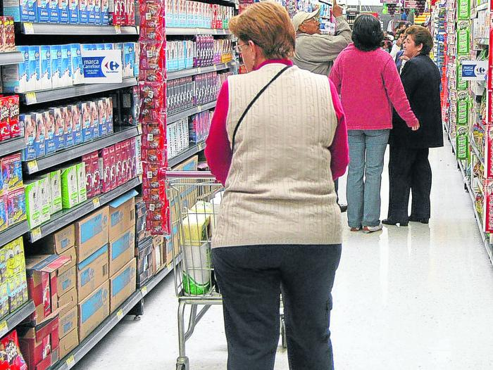 """Ojo: caen ventas del comercio y la producción industrial a mayo"""""""