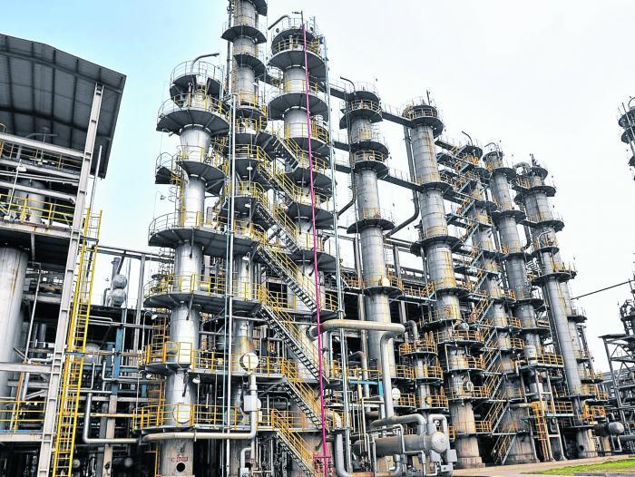 El petróleo Brent sube un 0,02 %, hasta los 78,17 dólares