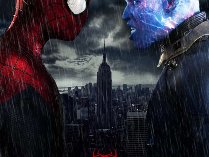 The Amazing Spider-Man 2: 708 millones de dólares.