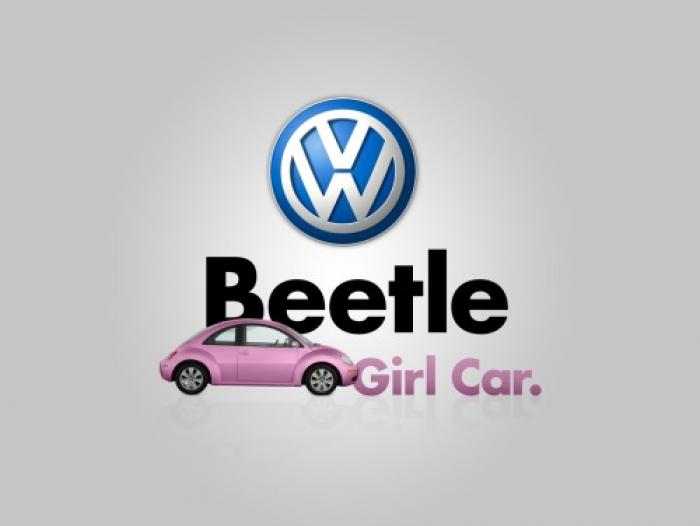 Bettle, el carro de niña.