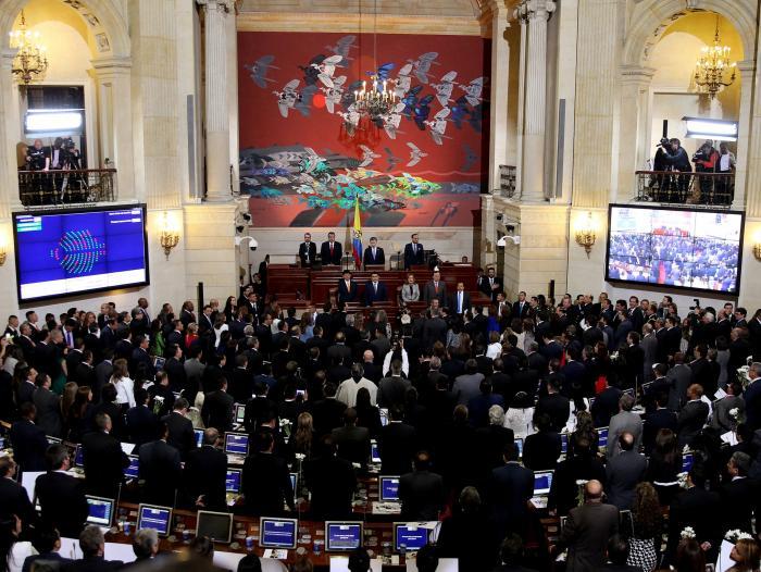 celebración del 20 de Julio en Colombia