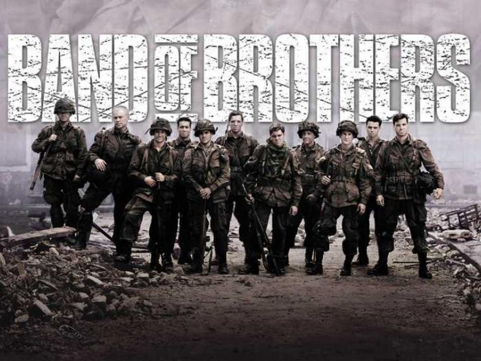 Serie Band of brothers