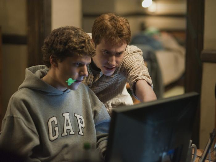 Red social (The Social Network)