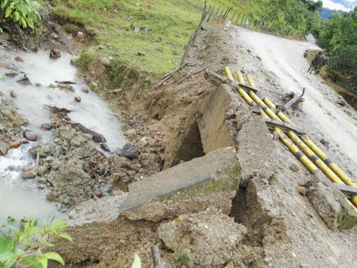 Atendado en oleoducto Caño Limón en Norte de Santander — COLOMBIA