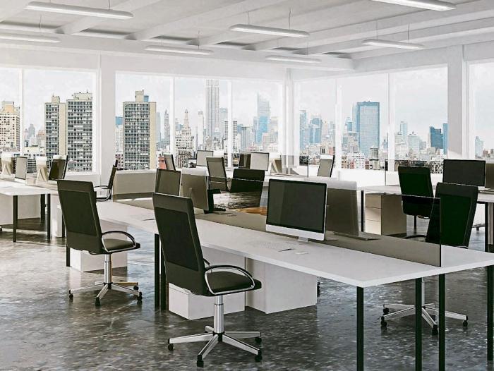 Qui n nos podr salvar de las oficinas abiertas for Empresas material de oficina