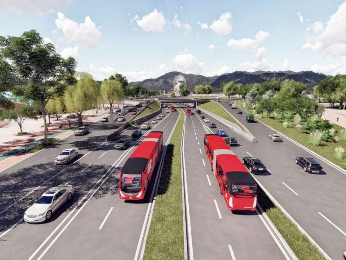 Alcaldía adjudica estudios y diseños para TransMilenio por Av. 68 y Av. Ciudad de Cali
