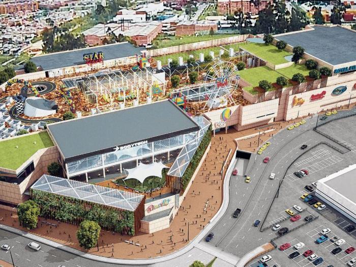 Paseo villa del r o el nuevo centro comercial en el sur - La illa centro comercial ...