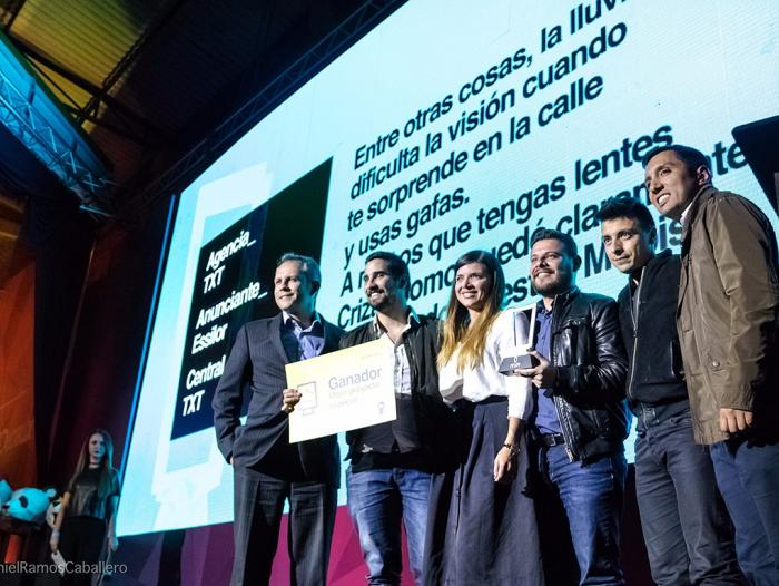 Mupi JCDecaux Awards 2017