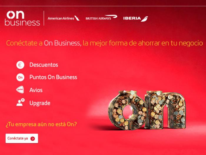 Iberia On business
