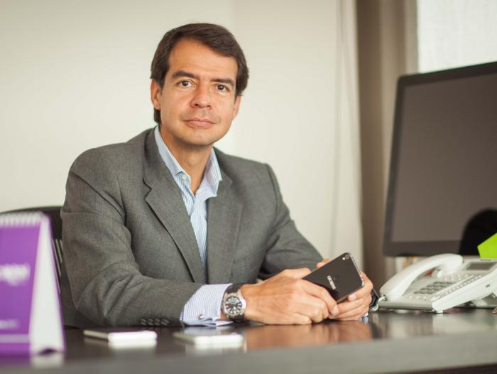 Carlos Mateus, country manager de TCL Colombia.