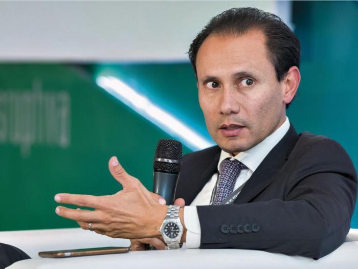 Alejandro Castañeda, presidente ejecutivo de la Asociación Nacional de Empresas Generadoras (Andeg).