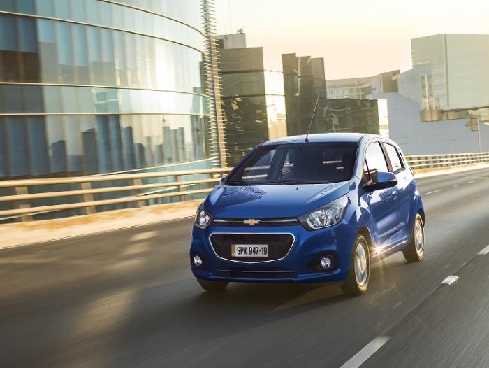 Chevrolet Lanza Su Spark Gt 2019 En Colombia Empresas Negocios
