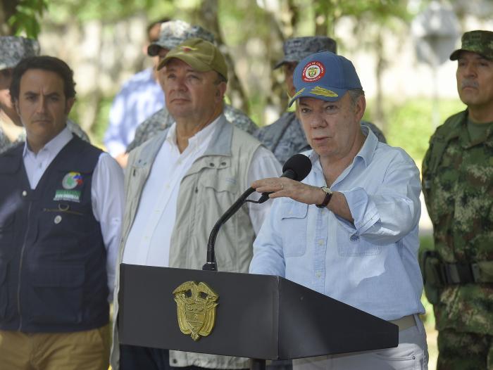 Reanudar los diálogos con el ELN va a ser muy difícil\', presidente ...