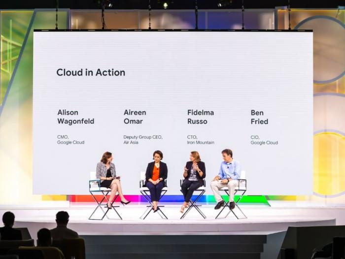 Google Cloud 2018