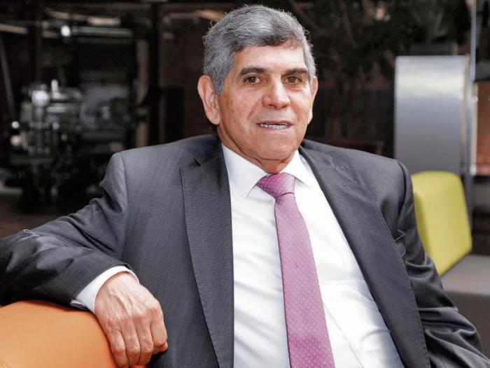 Enrique Valderrama, presidente de la Federación Colombiana de Cooperativas de Ahorro y Crédito y Financieras.