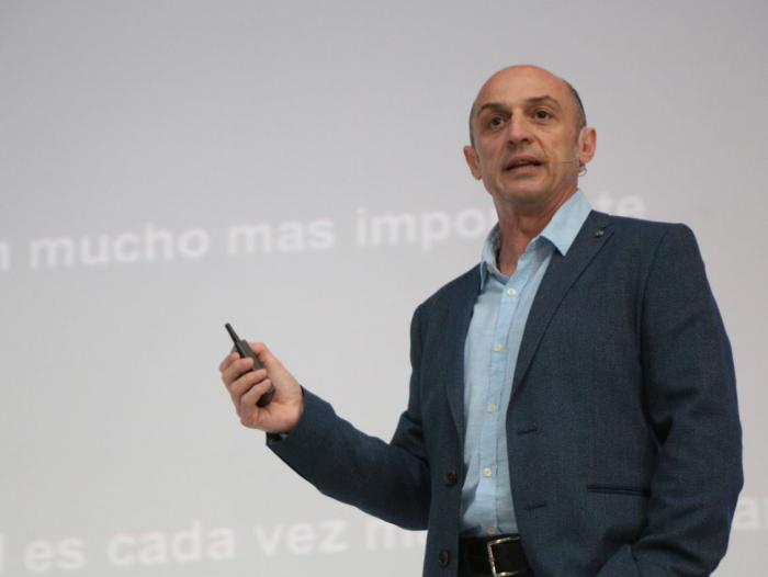 Dario de Barbieri, experto en transformación digital, marketing automatizado y análisis social de IBM