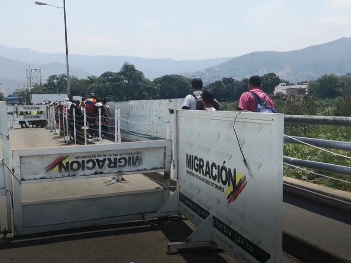 frontera Colombia - Venezuela: reunión para estudiar posible reapertura    Internacional   Portafolio