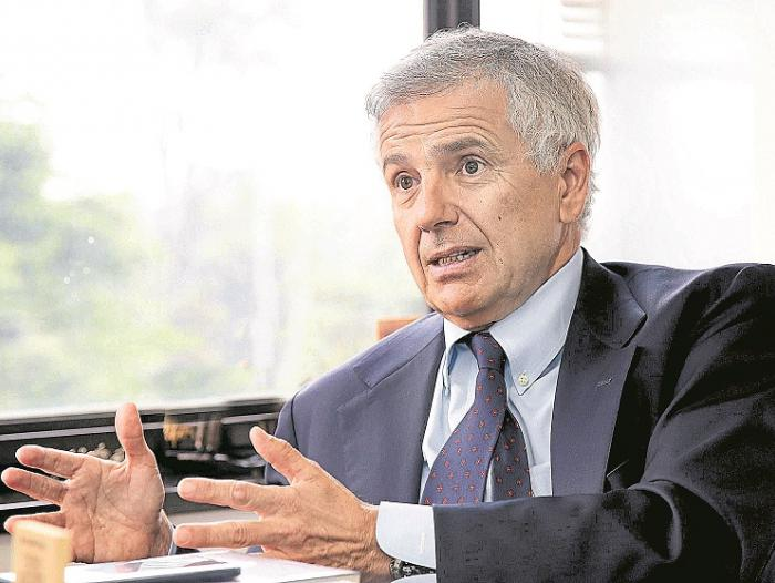 Juan Antonio Samaranch, socio fundador de GBS Finance