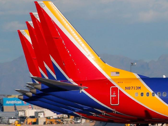 Southwest Airlines Boeing 737 MAX 8