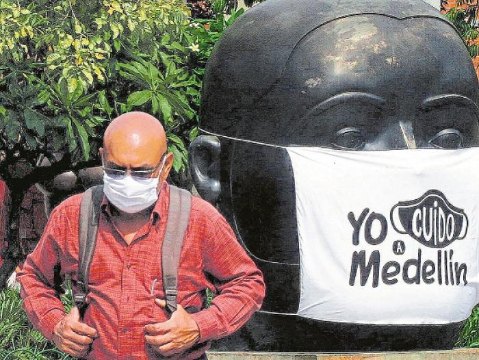 El modelo 'acordeón' que Medellín implementó para su cuarentena | Gobierno  | Economía | Portafolio