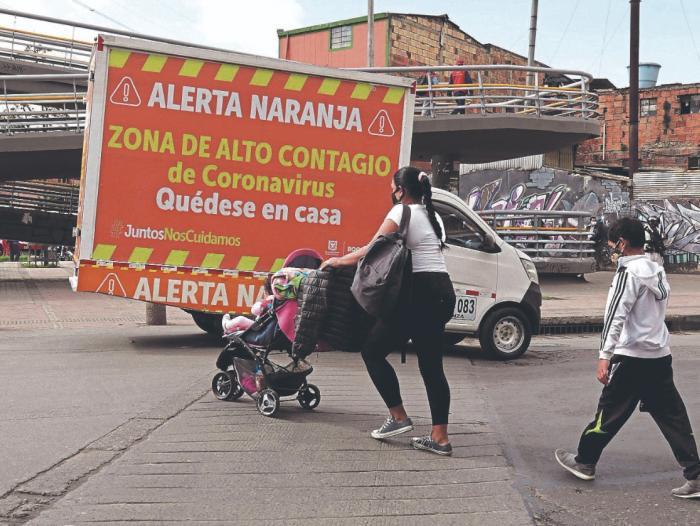 Colombia y Bogotá deben volver a cuarentena estricta? | Economía |  Portafolio
