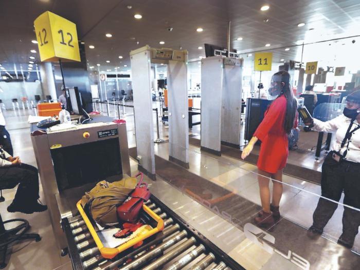Reactivación de vuelos Aeropuerto El Dorado